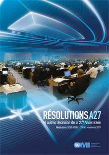 I27F - 27th Session 2011, French Edition
