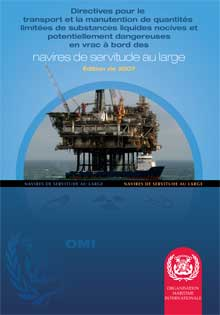 I289F - Guidelines for LHNS by OSV, 2007 French Edition