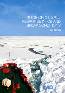 I585E - book: Guide on oil spill response in ice and snow conditions, 2017 Ed