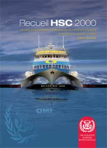 IA185F - High-Speed Craft Code (2000 HSC Code), 2008 French Edition