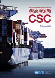 IB282F - Int'l Convention for Safe Containers (CSC), 2012 French Edition