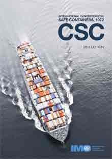 International Convention for Safe Containers, 1972 (CSC 1972), 2014 Edition