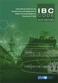 IBC Code, 2016 Edition