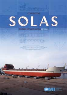 IE110F - SOLAS, 2009 Consolidated French Edition