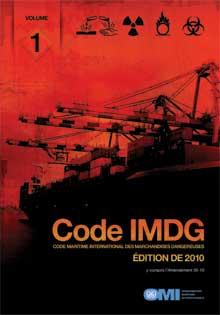 IH200F - IMDG Code, 2010 French Edition (inc Amdt 35-10) 2 volumes