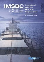 IMSBC Code and Supplement (inc. Amdt 03-15), 2016 Edition