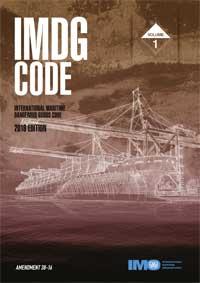IMDG Code, 2016 Edition Amendment 38-16 (2 volumes)