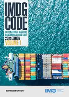 IMDG Code, 2018 Edition (inc. Amdt 39-18) 2 volumes